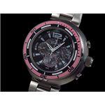GALLUCCI(ガルーチ) 腕時計 ビッグケース クロノ WT22674CH-PK