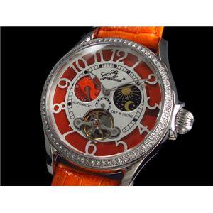GALLUCCI(ガルーチ) 腕時計 マルチファンクション WT23408AU-OR - 拡大画像