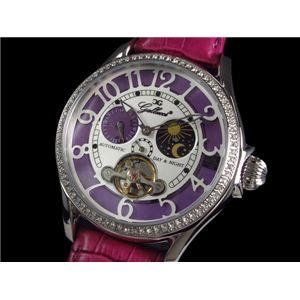 GALLUCCI(ガルーチ) 腕時計 マルチファンクション WT23408AU-PL - 拡大画像