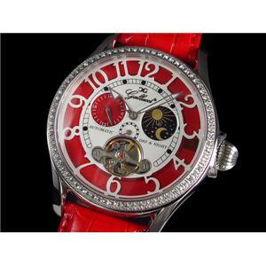GALLUCCI(ガルーチ) 腕時計 マルチファンクション WT23408AU-RD - 拡大画像