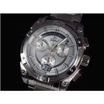 GALLUCCI(ガルーチ) 腕時計 レトログラードクロノ WT23317CH-SSWH