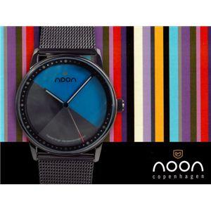 NOON(ヌーン) 腕時計 カレイドスコープ ユニセックス 44-005M6 - 拡大画像