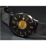 GALLUCCI(ガルーチ) 腕時計 チェンジベルト WT23449QZL-BKBK