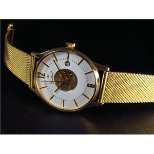 GALLUCCI(ガルーチ) 腕時計 チェンジベルト WT23449QZL-YGWH - 拡大画像