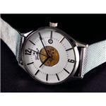 GALLUCCI(ガルーチ) 腕時計 チェンジベルト WT23449QZL-SSWH