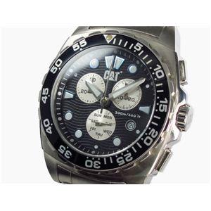CAT(キャタピラー) 腕時計 メンズ クロノグラフ DI14311122 - 拡大画像