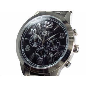 CAT(キャタピラー) 腕時計 メンズ クロノグラフ CM14311111 - 拡大画像