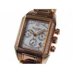 TRIUMPH(トライアンフ) 腕時計 ボーイズ クロノグラフ 5005-33 - 拡大画像