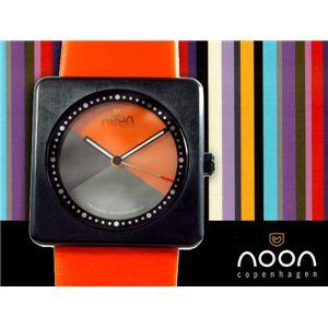 NOON(ヌーン) COPENHAGEN 腕時計 18-005 - 拡大画像
