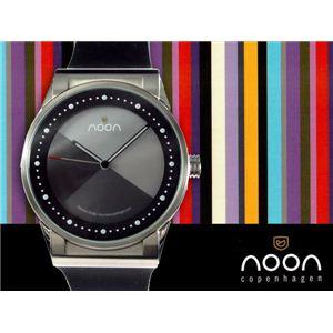 NOON(ヌーン) COPENHAGEN 腕時計 28-001S1 - 拡大画像