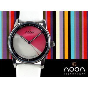 NOON(ヌーン) COPENHAGEN 腕時計 45-004L2 - 拡大画像