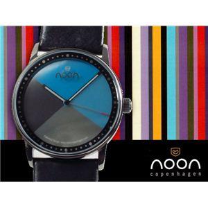 NOON(ヌーン) 腕時計 カレイドスコープ ユニセックス 44-005L1 - 拡大画像