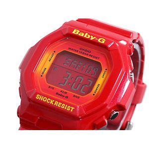CASIO(カシオ) Baby-G 腕時計 メタリックカラーズ BG5600SA-4 - 拡大画像