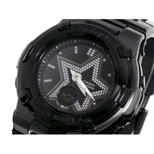 CASIO(カシオ) Baby-G 腕時計 レディース BGA115B-1B - 拡大画像