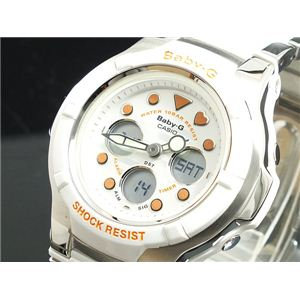 CASIO(カシオ) Baby-G 腕時計 コンポジットライン BGA123-7A2 - 拡大画像