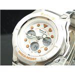 CASIO(カシオ) Baby-G 腕時計 コンポジットライン BGA123-7A2