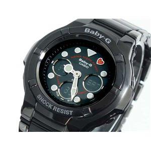 CASIO(カシオ) Baby-G 腕時計 コンポジットライン BGA124-1A - 拡大画像