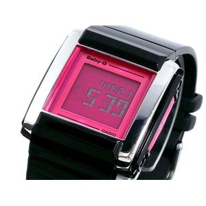 CASIO(カシオ) Baby-G 腕時計 CASKET BGD110-1B - 拡大画像