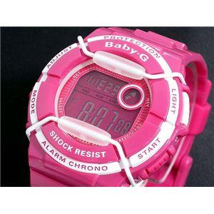 CASIO(カシオ) Baby-G 腕時計 REEF BGD120P-4 - 拡大画像