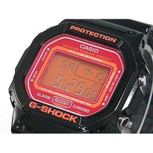 CASIO(カシオ) Gショック 腕時計 クレイジーカラー DW5600CS-1 - 拡大画像