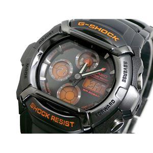 CASIO(カシオ) Gショック CASIO 腕時計 カラーダイアル G501FBD-1A - 拡大画像