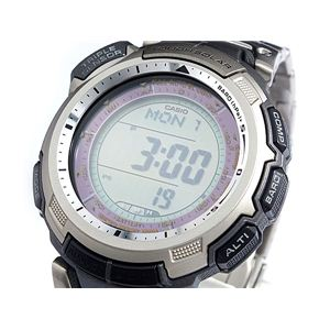CASIO(カシオ) CASIO プロトレック PROTREK 腕時計 PRG110T-7V - 拡大画像