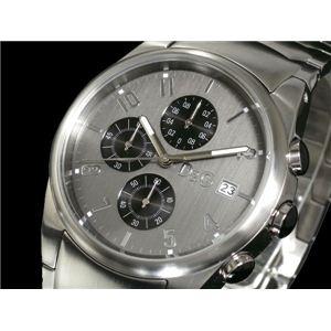 D&G(ディーアンドジー) 腕時計 クロノグラフ サンドパイパー 3719770123 - 拡大画像