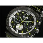 D&G(ディーアンドジー) 腕時計 ナバジョ DW0193