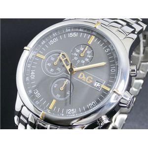 D&G(ディーアンドジー) 腕時計 オックスフォード DW0480 - 拡大画像
