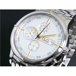 D&G(ディーアンドジー) 腕時計 オックスフォード DW0481 - 拡大画像