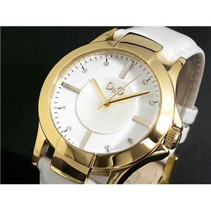 D&G(ディーアンドジー) 腕時計 テキサス DW0542 - 拡大画像