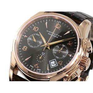 HAMILTON(ハミルトン) 腕時計 ジャズマスター オートクロノ H32646595 - 拡大画像