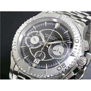HAMILTON(ハミルトン) 腕時計 シービュー オート クロノ H37616131 - 拡大画像