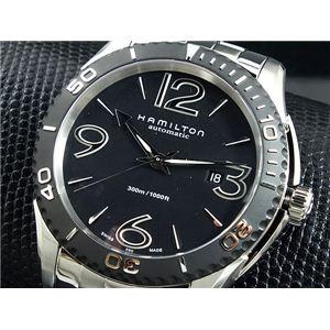 HAMILTON(ハミルトン) 腕時計 シービュー H37715135 - 拡大画像