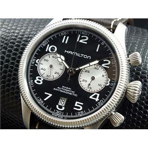 HAMILTON(ハミルトン) 腕時計 カーキ コンサベーション H60416533 - 拡大画像
