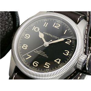 HAMILTON(ハミルトン) 腕時計 カーキ メカ パイオニア H60419533 - 拡大画像