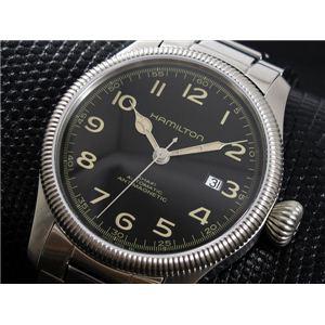 HAMILTON(ハミルトン) 腕時計 カーキ ハリソンフォード チームアース オート H60455133 - 拡大画像