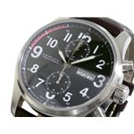 HAMILTON(ハミルトン) カーキ オフィサー オート クロノ 腕時計 H71716533