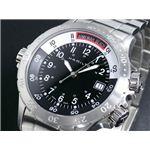 HAMILTON(ハミルトン) カーキ ネイビー サブ 腕時計 H74511133