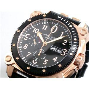 HAMILTON(ハミルトン) 腕時計 カーキ BeLOWゼロ オートクロノ H78646733 - 拡大画像