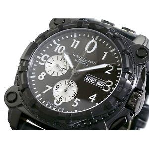 HAMILTON(ハミルトン) 腕時計 カーキ BeLOWゼロ H78696393 - 拡大画像