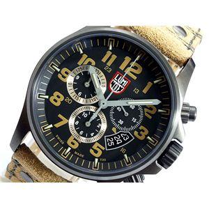 LUMINOX(ルミノックス) フィールドスポーツ クロノアラーム 腕時計 1845 - 拡大画像