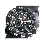 LUMINOX(ルミノックス) ネイビーシールズ クロノグラフ 腕時計 3081