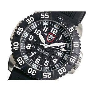 LUMINOX(ルミノックス) カラーマーク SSモデル 腕時計 3151 - 拡大画像