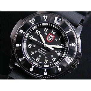 LUMINOX(ルミノックス) ナイトホーク F-117 ステルス 腕時計 3401 - 拡大画像