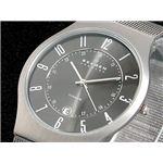 SKAGEN(スカーゲン) 腕時計 ウルトラスリム チタン 233XLTTM
