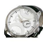 D&G(ディーアンドジー) 腕時計 TWIN TIP メンズ DW0695