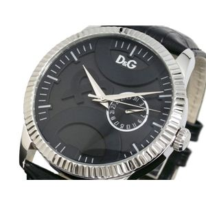 D&G(ディーアンドジー) 腕時計 TWIN TIP メンズ DW0696 - 拡大画像