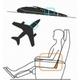 【たった130g!つらーい座りっぱなしに最適】 ドクターエル ミニクッション ★新素材でコンパクト★ - 縮小画像4