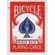 【トランプ】BICYCLE(バイスクル) ライダーバック ポーカーサイズ 【レッド】 - 縮小画像1